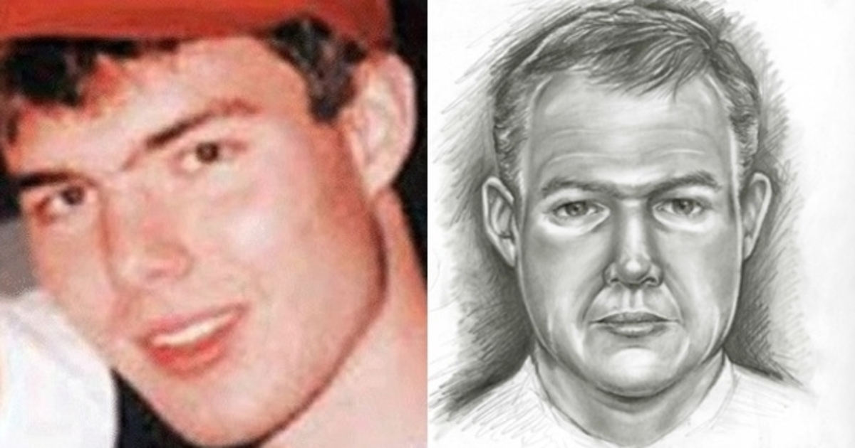 Allan Kenley Matheson age progression sketch